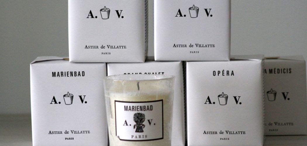 astier de villatte scented candle
