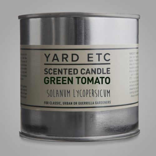 YARD ETC candle