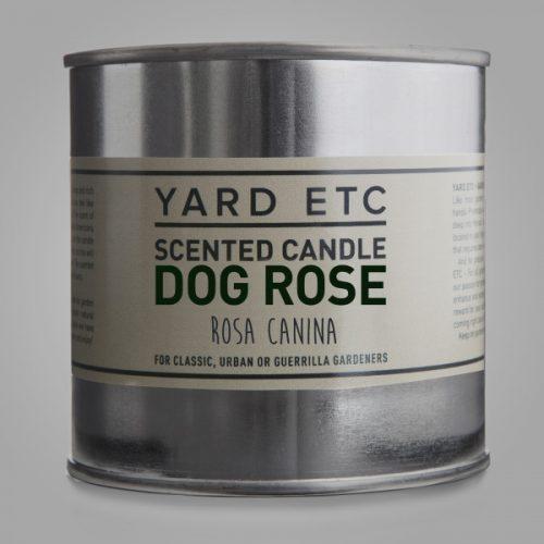 YARD ETC candle